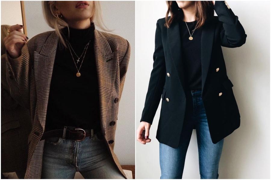A Blazer | 9 Items From Men's Wardrobe Women Should Totally Wear | Her Beauty