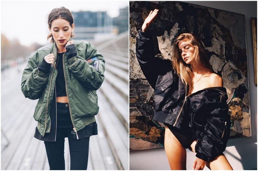 Bomber Jacket | 9 Items From Men's Wardrobe Women Should Totally Wear | Her Beauty