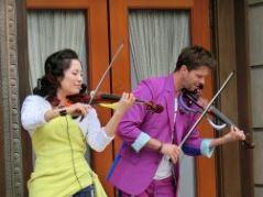 ヴァイオリン・トリオ・ジャム