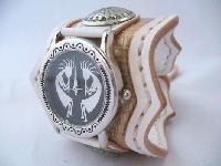 レザーウォッチ(腕時計)タイプ3