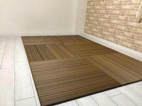 置き畳のオーダーサイズ