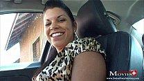 Teeny zahlt Taxi mit Spermaschlucken - SPM Amanda20TR28