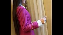 學院派女神雨珍超清私拍 求職被潛規則 遙控跳到自慰 情趣絲襪制服誘惑