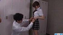 Bokep Moe Sakura, schoolgirl in heats, craves for big cock - More at Javhd.net