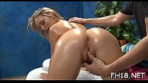 Angel fucked well in doggy
