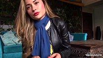 TU VENGANZA - Busty Colombian Anastasia Rey enjoys hot revenge fuck and creampie