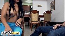 BANGBROS - Latina MILF Maid Casandra Cleans and Fucks For Extra Cash