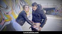 Hot Blonde Latina Teen Big Tits Ass Spanish