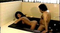 Ron Jeremy & Anna Malle in bathtub