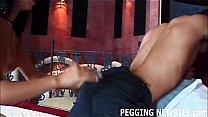 I love pegging you like a sissy whore