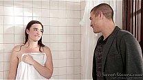 Jodi West - Sister Boyfriend fuck elder sister in shower