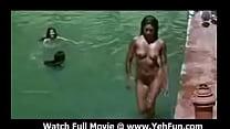 bollywood actress bathing nude