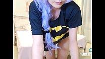 EmmyKoko cam porn with Monster Hunter shirt - 1girl1cam.com