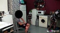 Paula sent us a hidden camera video banging a friend of her son