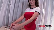 Busty slut Emily Thorne anal POV SAL003