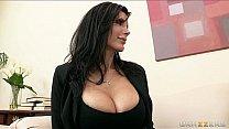 Slutty brunette MILF Shay sights Seduces her neighbor