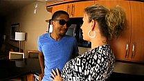 Sara Jay and Caroline Pierce Threeway Interracial