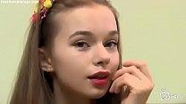 Beatiful  milena d sunna russian teen dance