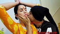 Female Devotee offers her body to the Guru