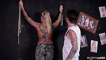 Hardcore Fetish In The Tattoo Studio