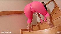 Samia Duarte gets a load of sperm inside her on All Internal