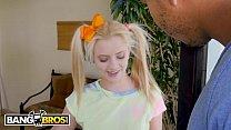 BANGBROS - Petite & Young Riley Star Interracial Scene