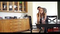 Cheating Slut Gets Railed By Horny Neighbor, Her Boyfriend Is Clueless!!