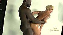 Mom having sex with black boy