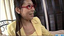 Mizuki Ogawa lovely babe deals cock in hardcore
