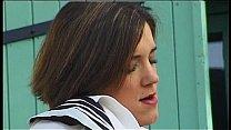 Une hôtesse de l'air se fait baiser par son commandant