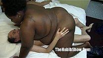 threesome gangbang sbbw lady v bbc redizlla and lil mexican jose burns