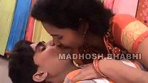 Mallu boy pressing girl's boobs so hard