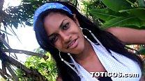 18yo dominican teen hottie