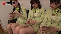 Japanese porn games - three girls one guy