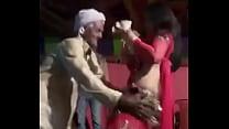 tharki budda dance