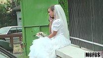Rejected Bride Bangs Stranger video starring Amirah Adara - Mofos.com