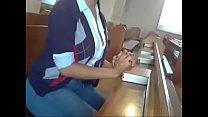 Best Mom Flashing Wanking in Church. See pt2 at goddessheelsonline.co.uk