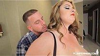 Bokep Sexy Busty BBW MILF Kimmie Kaboom Catches Panty Sniffer