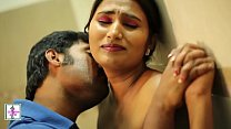 Indian babe seduced in bathroom