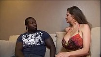 Busty June Summers craving thick black cock