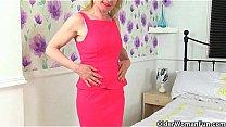 British grannies going wild in tights