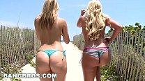 BANGBROS - The Ass Battle! Phoenix Marie VS Alexis Texas (ap8307)