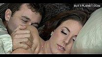 Busty girlfriend extreme throat fuck