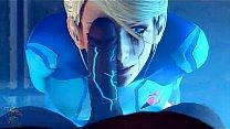 3D-[Samus Aran (Metroid)]-Phazon Experiment