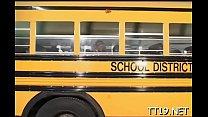 School Bus sex xxx