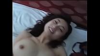 Beautiful Chinese Girl fucking a small dick!