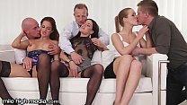 Key Party for European Swinger Couples