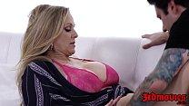 Big ass cougar Julia Ann drilled hard