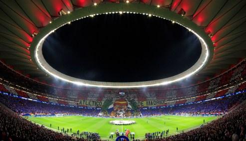 Club Atlético de Madrid - El Atleti-Liverpool, en imágenes