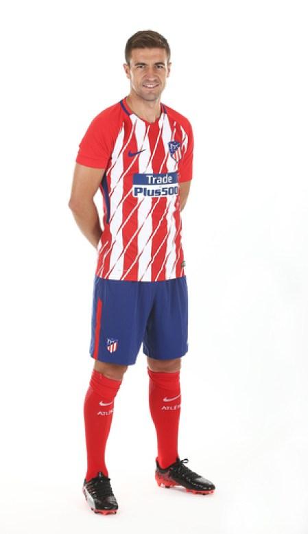Camiseta titular Atleti 17 18